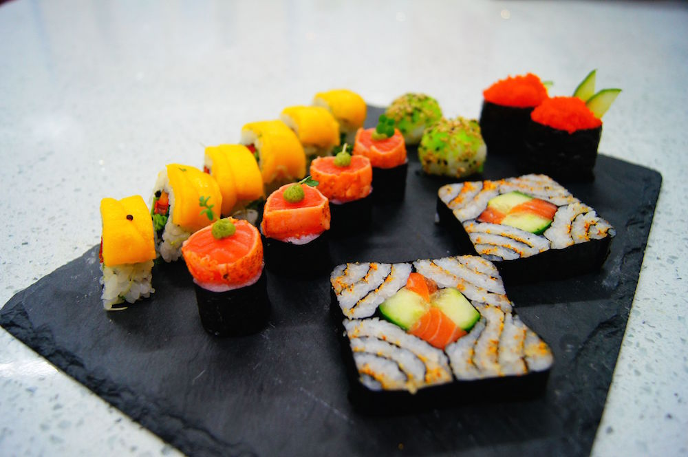Formations sushi